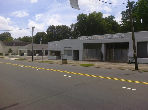 Bull City Rising Clements Funeral Home Expansion May Mean Broad